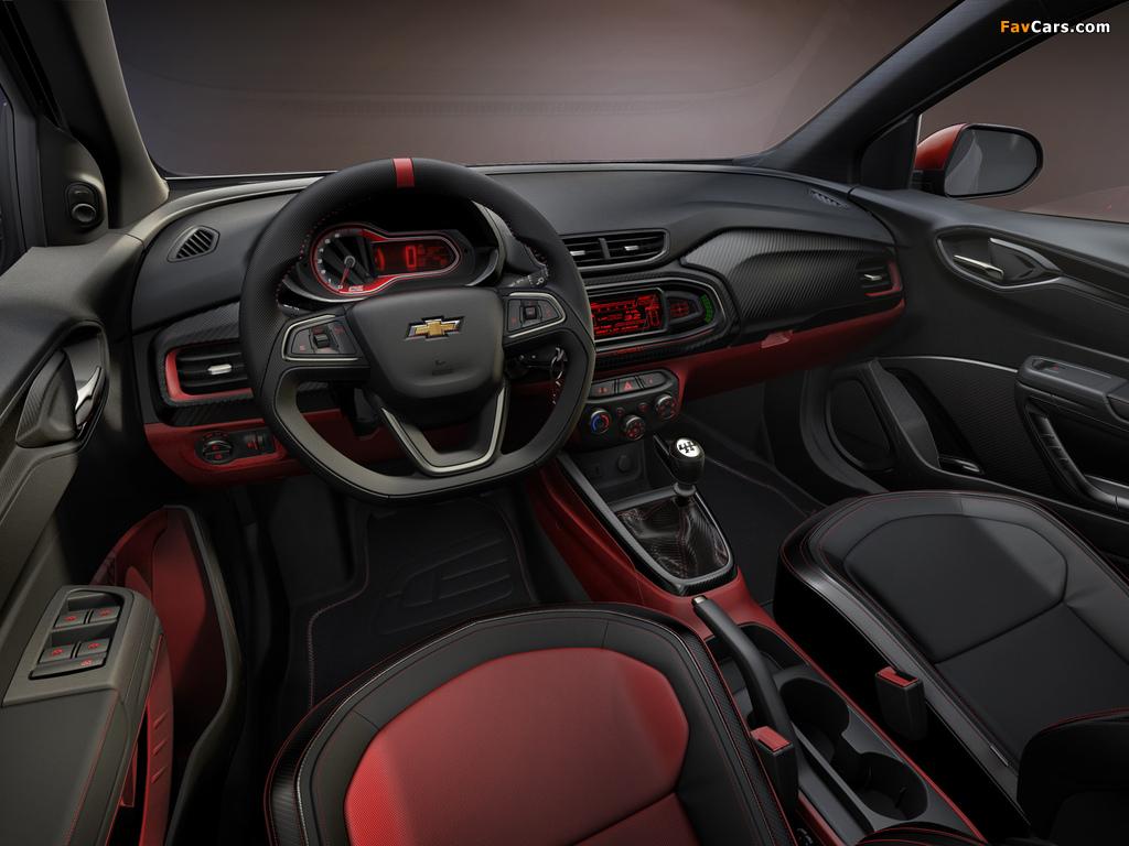 Chevrolet Onix RS Concept 2013 images (1024 x 768)