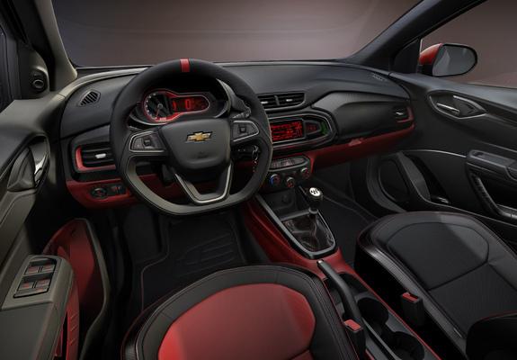 Chevrolet Onix Rs Concept 2013 Images