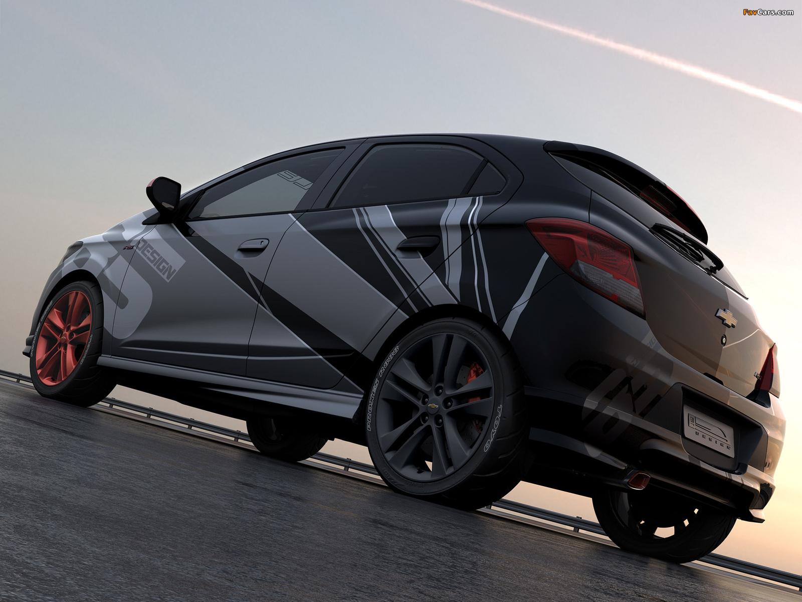 Chevrolet Onix RS Concept 2013 images (1600 x 1200)