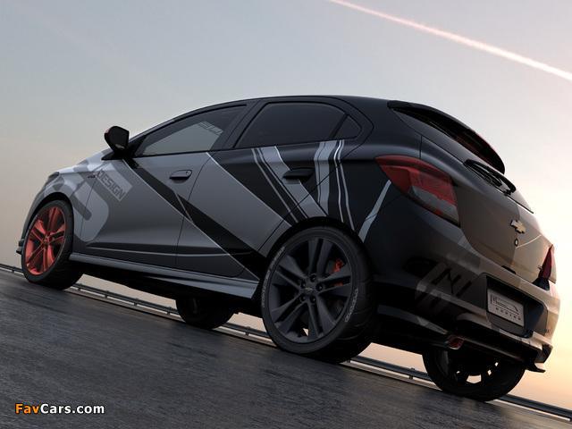 Chevrolet Onix RS Concept 2013 images (640 x 480)