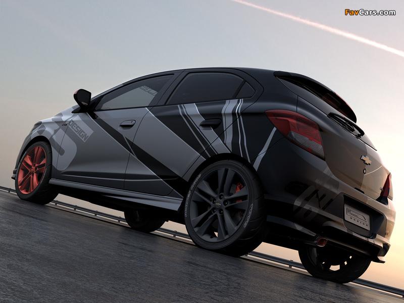 Chevrolet Onix RS Concept 2013 images (800 x 600)