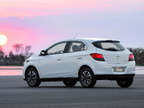 Images of Chevrolet Onix 2012