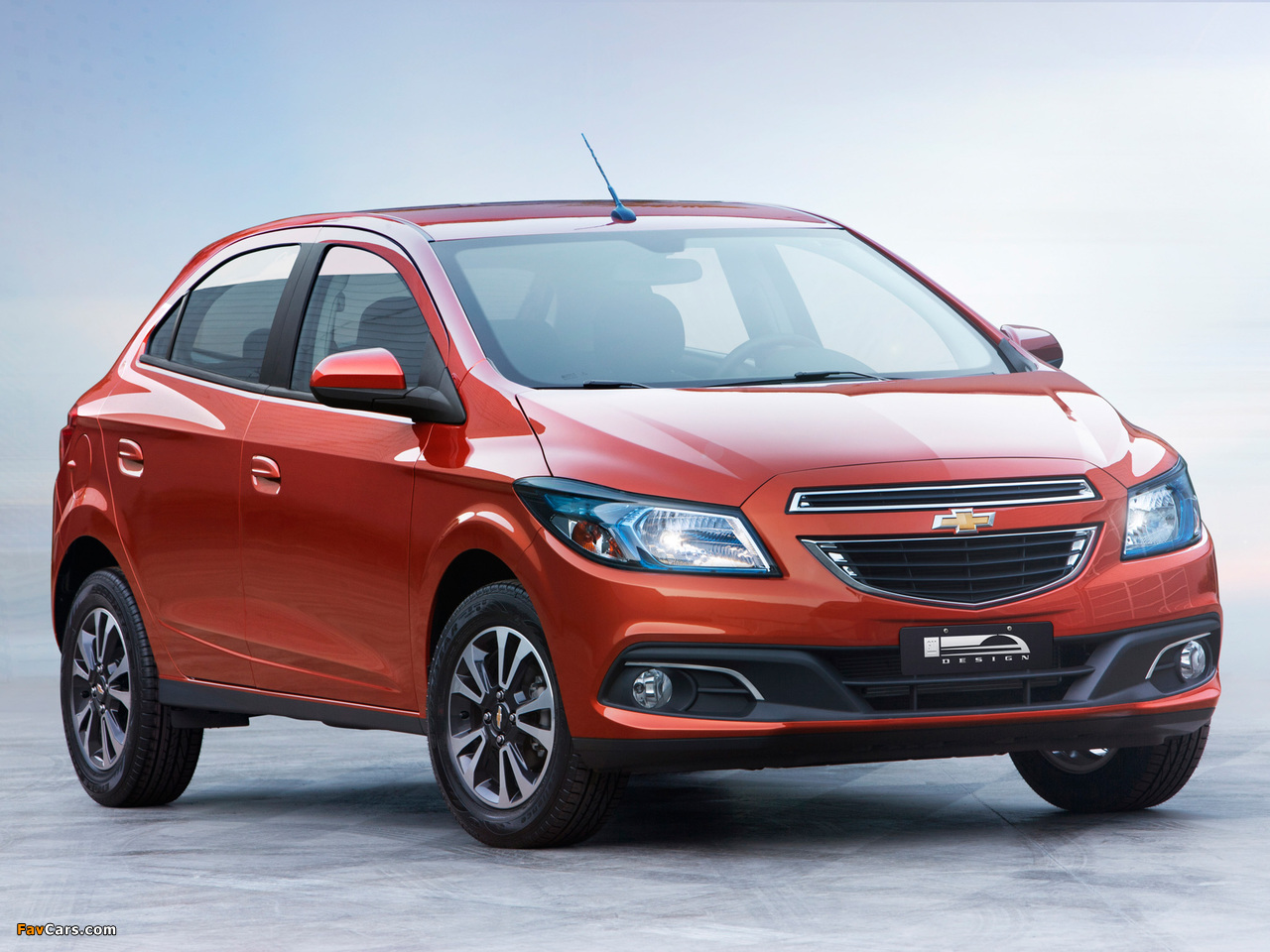 Pictures of Chevrolet Onix 2012 (1280 x 960)