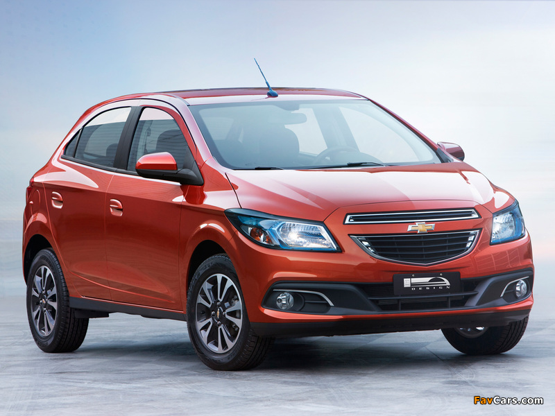 Pictures of Chevrolet Onix 2012 (800 x 600)