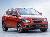 Pictures of Chevrolet Onix 2012