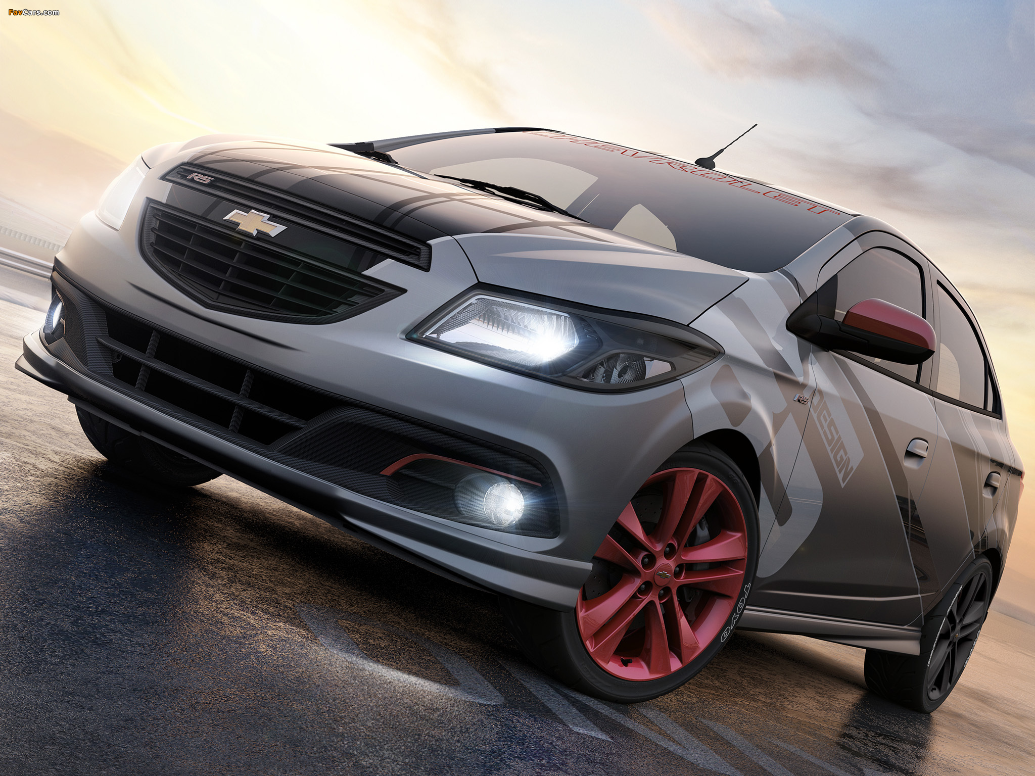 Chevrolet Onix RS Concept 2013 wallpapers (2048 x 1536)