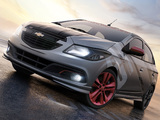 Chevrolet Onix RS Concept 2013 wallpapers