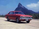 Chevrolet Opala 4-door 1969–75 photos