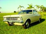 Images of Chevrolet Opala 4-door 1969–75