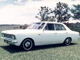 Photos of Chevrolet Opala 4-door 1969–75