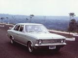 Pictures of Chevrolet Opala 4-door 1969–75