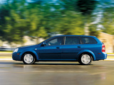Chevrolet Optra Wagon CA-spec 2004–08 images