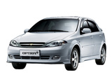 Chevrolet Optra 5 Diamond 16 2007 pictures