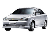 Chevrolet Optra Diamond 16 2007 wallpapers