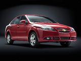 Images of Chevrolet Optra Advance 2007