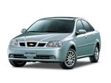 Chevrolet Optra Sedan 2003–04 wallpapers