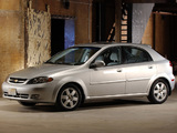 Chevrolet Optra5 2004–08 wallpapers