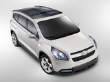 Chevrolet Orlando Concept 2008 images