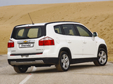 Chevrolet Orlando ZA-spec 2010 images