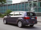 Chevrolet Orlando 2010 photos