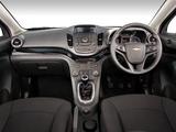 Chevrolet Orlando ZA-spec 2010 pictures