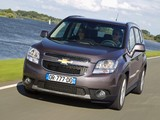 Chevrolet Orlando 2010 wallpapers