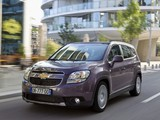 Images of Chevrolet Orlando 2010