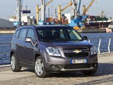 Photos of Chevrolet Orlando 2010