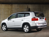 Pictures of Chevrolet Orlando ZA-spec 2010