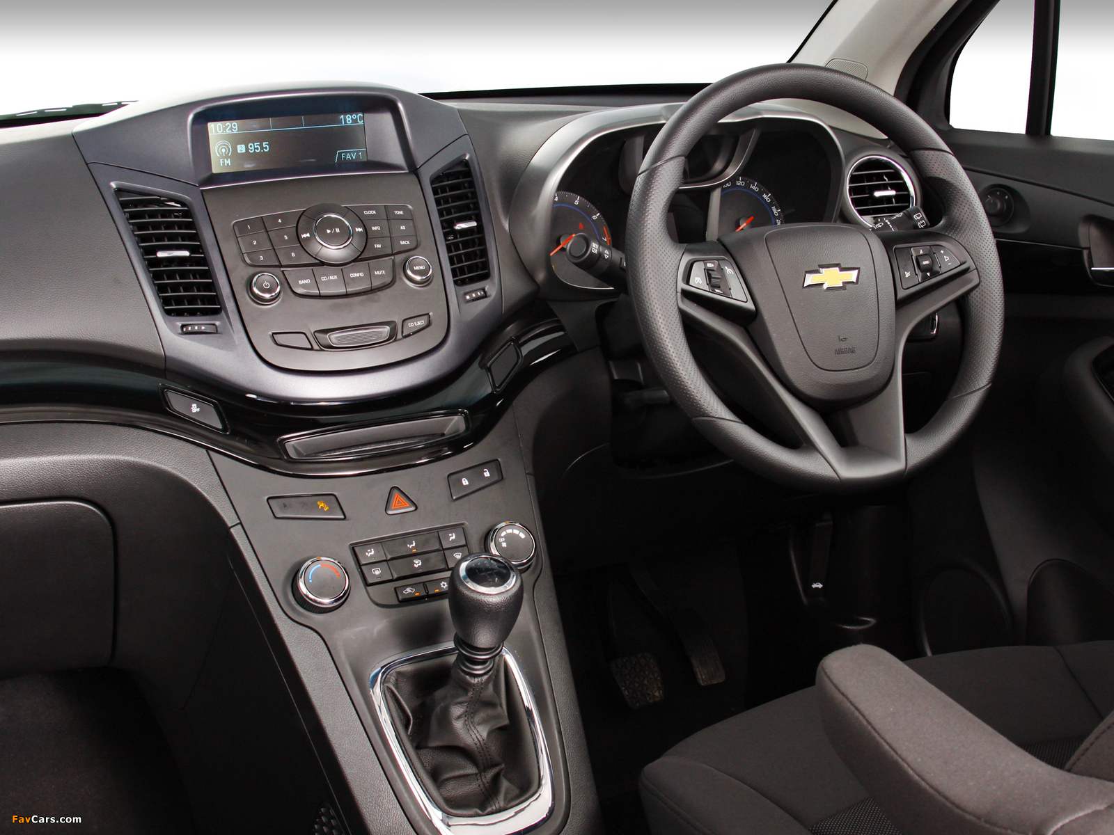 Pictures of Chevrolet Orlando ZA-spec 2010 (1600 x 1200)