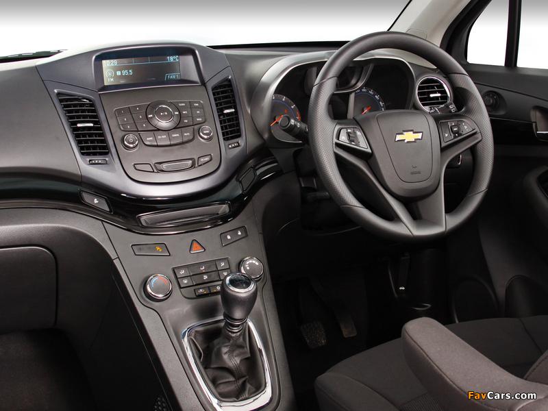 Pictures of Chevrolet Orlando ZA-spec 2010 (800 x 600)