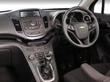 Pictures of Chevrolet Orlando ZA-spec 2010