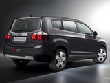 Pictures of Chevrolet Orlando 2010
