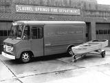 Photos of Chevrolet P20 Step-Van King 1964–68