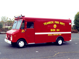 Images of Chevrolet P30 Kurbmaster Stepvan Service Firetruck by Grumman Olson