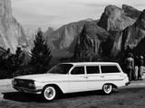 Chevrolet Parkwood 1961 images