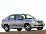 Chevrolet Prisma 2006–11 pictures