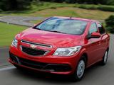 Chevrolet Prisma 2013 pictures