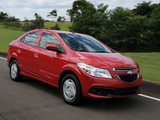 Pictures of Chevrolet Prisma 2013