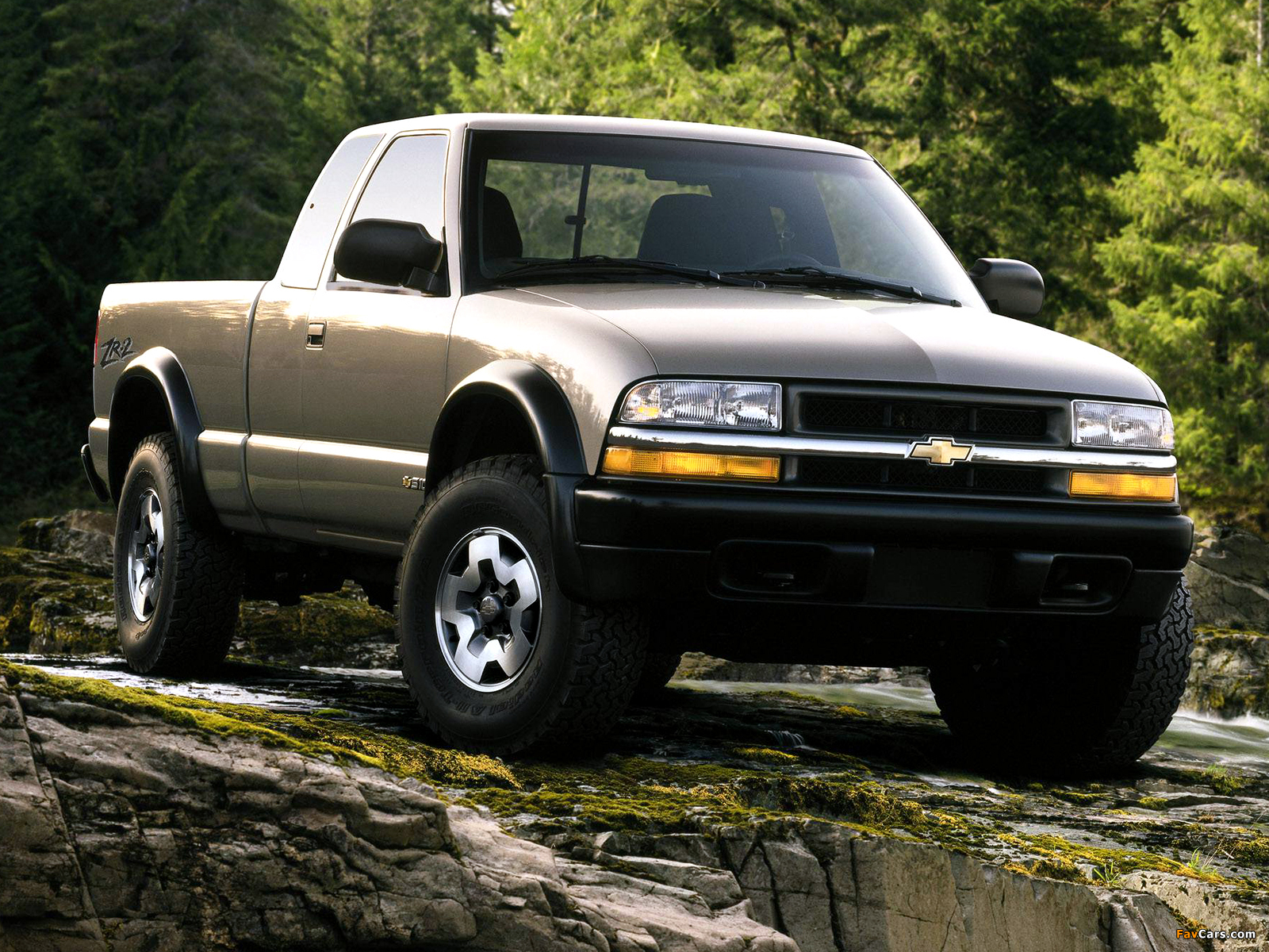 chevrolet s 10 zr2 extended cab 1998 2003 wallpapers 1600x1200. Black Bedroom Furniture Sets. Home Design Ideas
