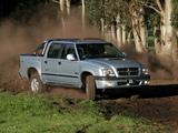 Chevrolet S-10 Crew Cab BR-spec 2005–08 pictures