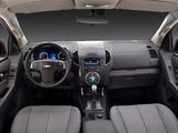 Chevrolet S-10 Double Cab BR-spec 2012 images