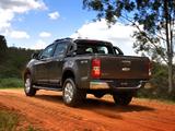 Chevrolet S-10 Double Cab BR-spec 2012 pictures