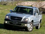 Images of Chevrolet S-10 Crew Cab BR-spec 2005–08