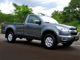 Images of Chevrolet S-10 Single Cab BR-spec 2012