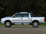 Photos of Chevrolet S-10 Crew Cab BR-spec 2008–12
