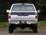 Pictures of Chevrolet S-10 Regular Cab BR-spec 2008–12