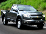 Pictures of Chevrolet S-10 Single Cab BR-spec 2012