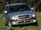 Chevrolet S-10 Crew Cab BR-spec 2005–08 wallpapers