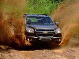 Chevrolet S-10 Double Cab BR-spec 2012 wallpapers